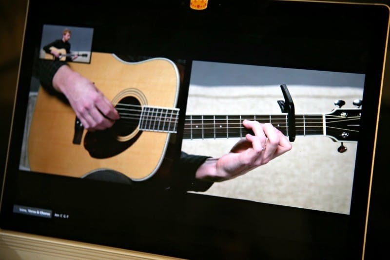 Fender Play: Learning Guitar at Home