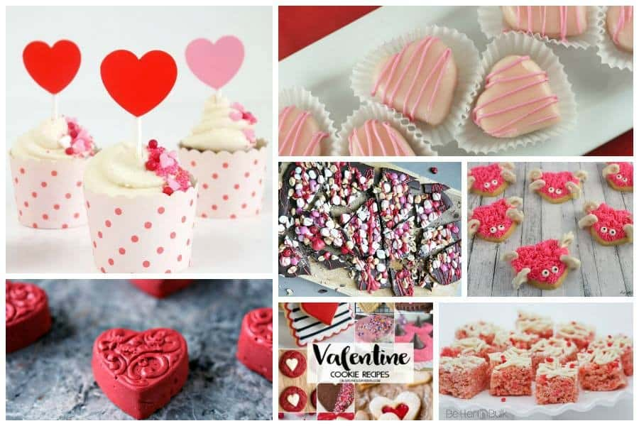 homemade valentine treats from this mama loves