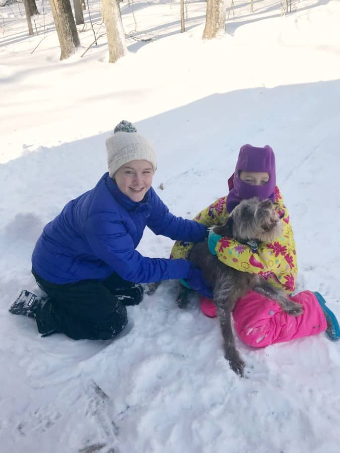 Snow day survival for parents