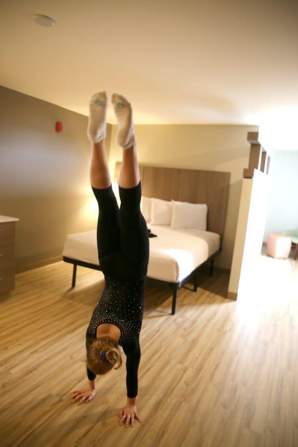 gymnast hotel providence rhode island