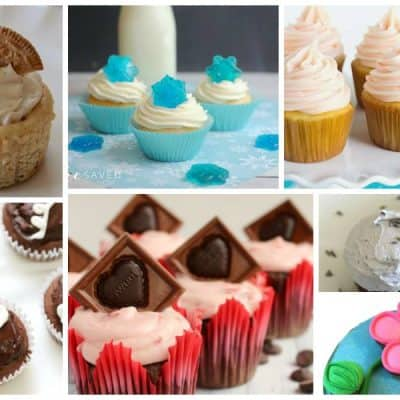 The Best Cupcake Recipes and Recipe Party Post