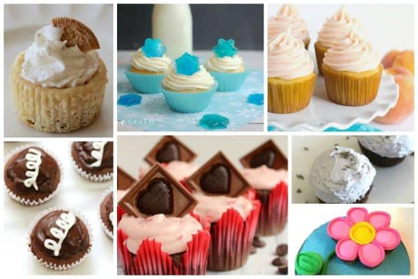 The Best Cupcake Recipes: Delicious Dishes Recipe Party