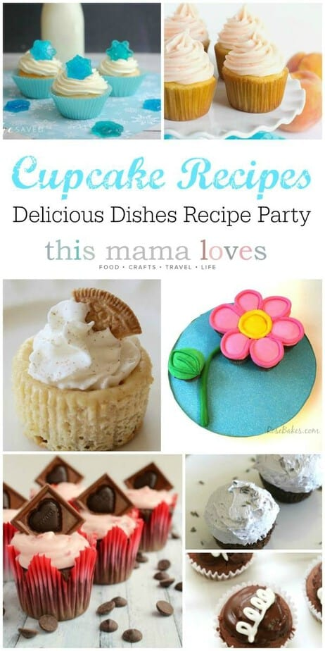 The Best Cupcake Recipes for Pinterest