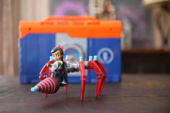 Ant Drill Rusty Rivets Toys