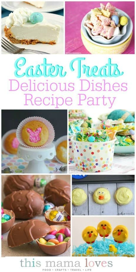 Fun Easter Treats Recipes Delicious Dishes Recipe Party