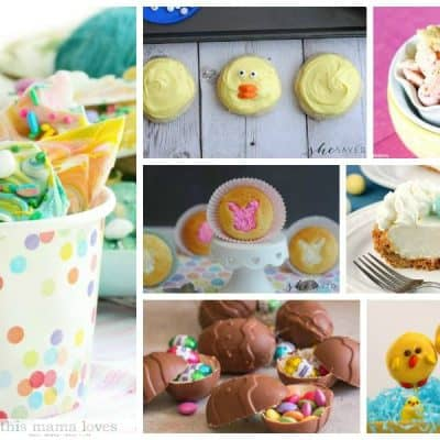 Fun Easter Treats Recipes