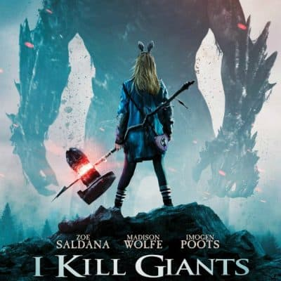 I Kill Giants Movie coming 3/23 plus Giveaway