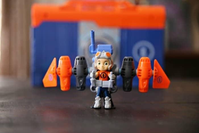 Jet Pack Rusty Rivets Toys