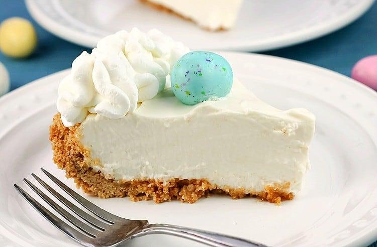 Lemon Cream Pie from Bunny's Warm Oven