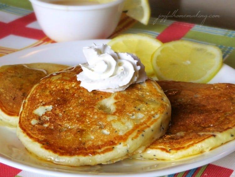 Lemon-Poppyseed-Pancakes-from-Joyful-Homemaking