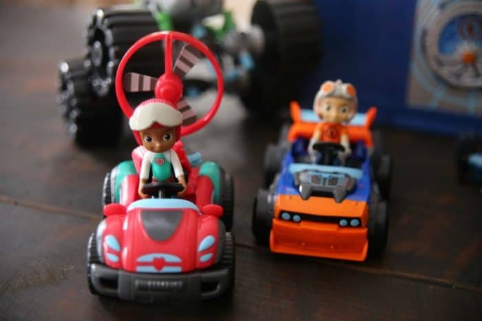 Rusty Rivets Ruby's Buggy Build