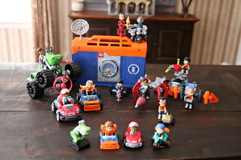 Rusty Rivets Toys available