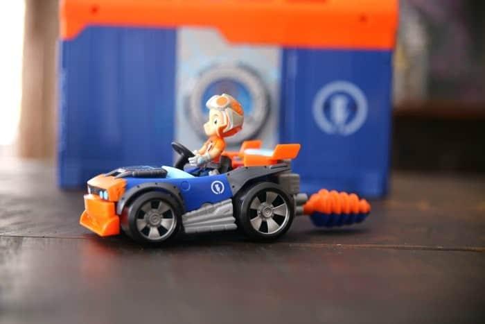 Rusty's Kart Build Rusty Rivets Toys