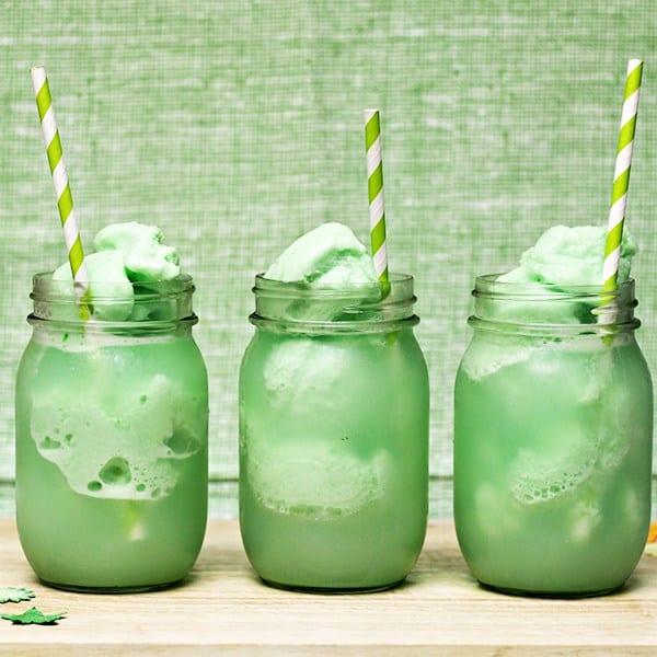 St Patricks Day Float Recipe