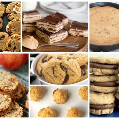 Favorite Cookie Recipes and Bar Recipes