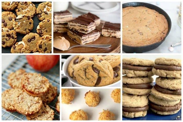 Favorite Cookie Recipes and Bar Recipes v