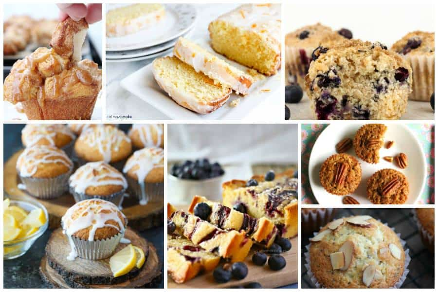 Muffins and Quick Bread Recipes from This Mama Loves