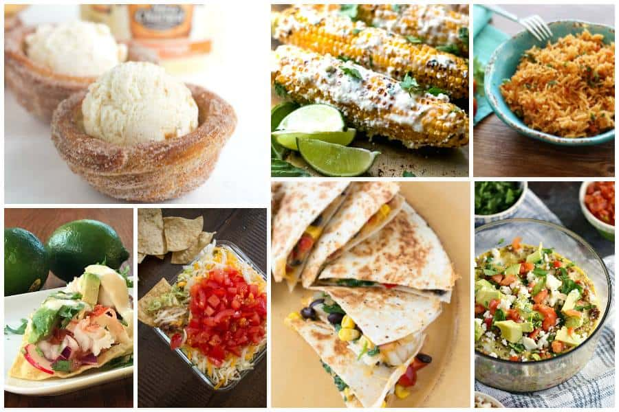 Recipes for Cinco de Mayo from This Mama Loves