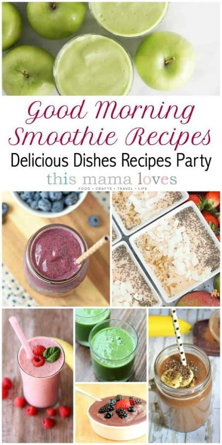 Awesome Morning Smoothie Recipes