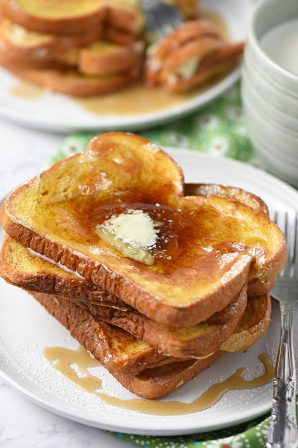 Classic Cinnamon French Toast from Adventures of Mel