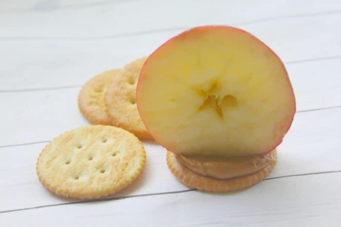 Cracker Snail Snack