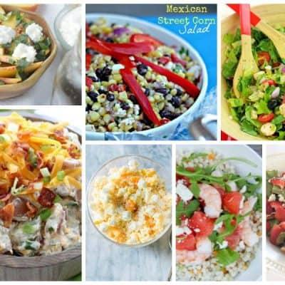 Easy Spring Salad Recipes