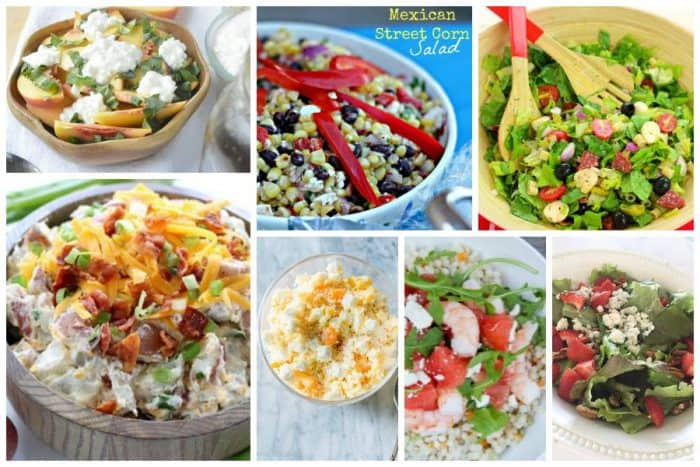 Easy Spring Salad Recipes from This Mama Loves