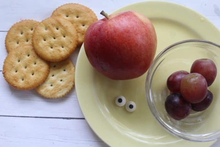 cracker snail snack supplies