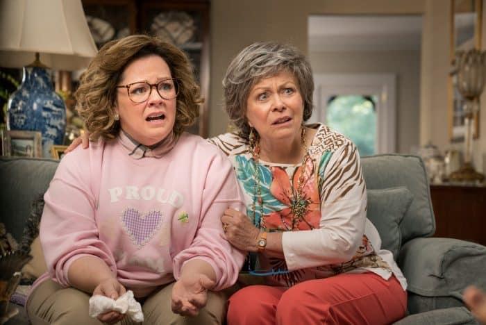 Life of the Party Movie proud mom sweatshirt