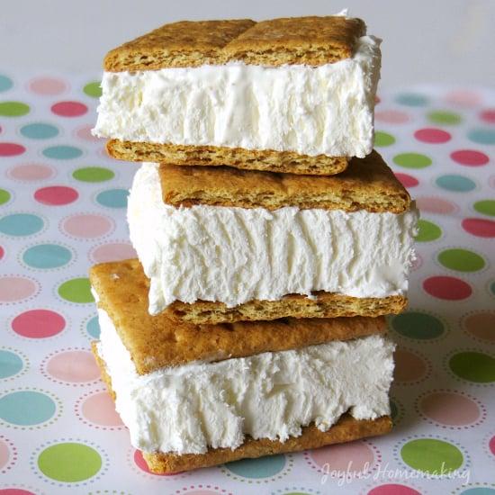 Cool Whip Ice Cream Sandwiches from Joyful Homemaking
