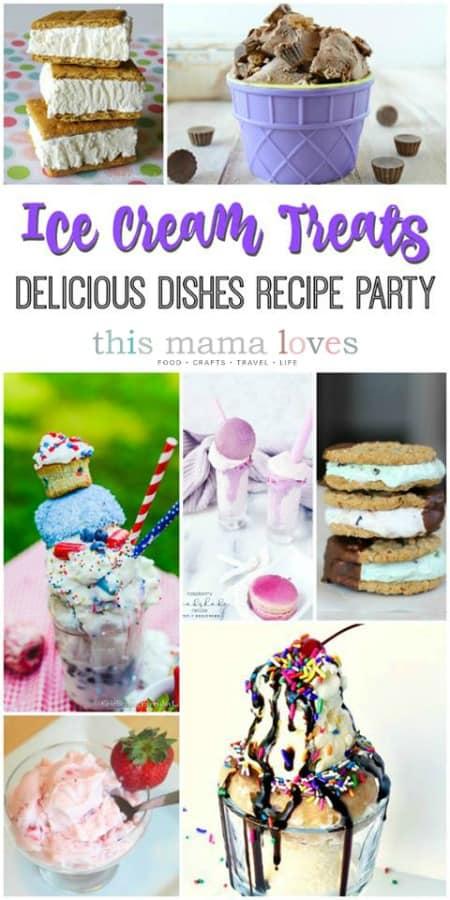Favorite Homemade Ice Cream Treats Recipes