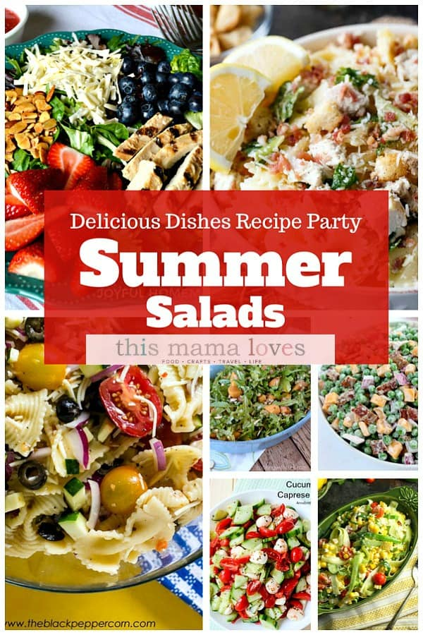 Summer Salad Recipes Delicious Dishes Recipe Party