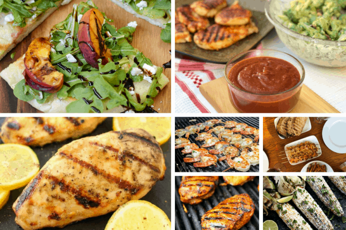 7 Easy Grilling Recipes from This Mama Loves