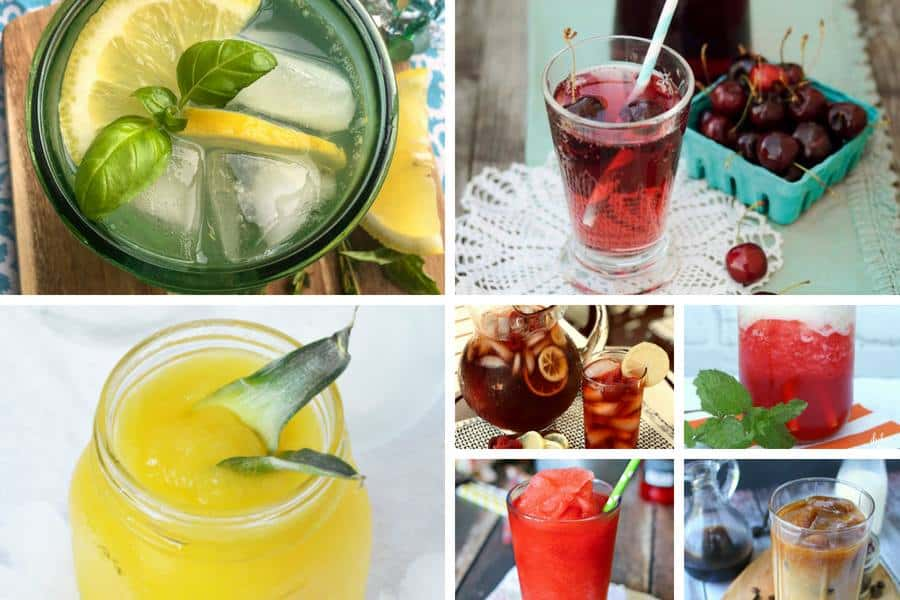 Easy Summer Drink Recipes This Mama Loves