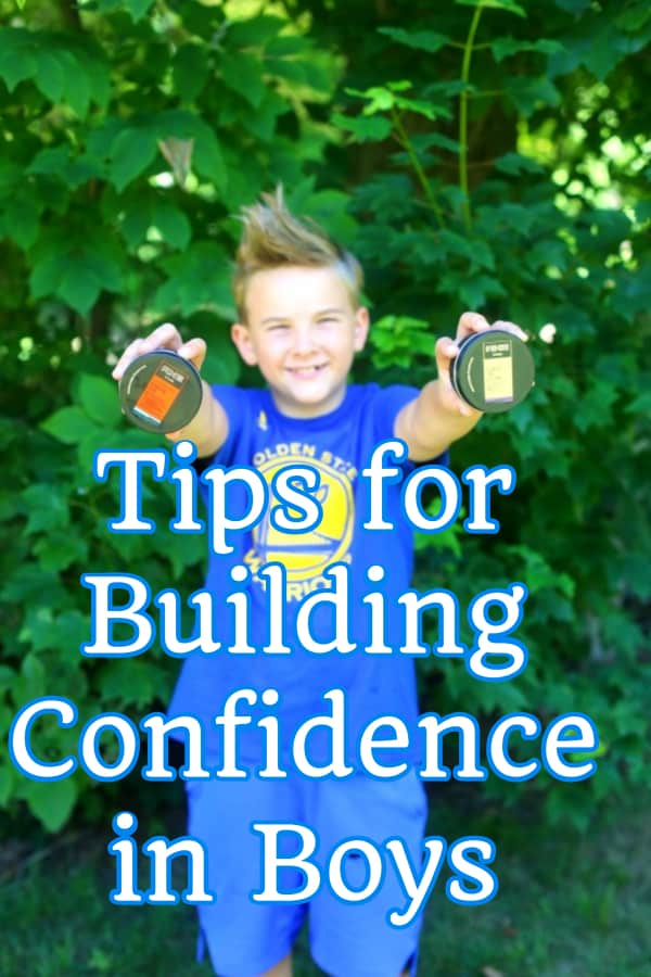 Tips for Building Confidence in Boys from This Mama Loves