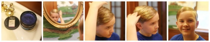 hair product for boys building confidence in boys