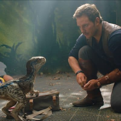 JURASSIC WORLD: FALLEN KINGDOM Digital Release and Home Release