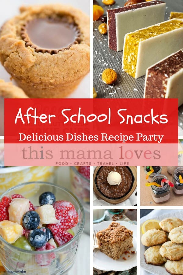 After School Snacks from This Mama Loves Blog