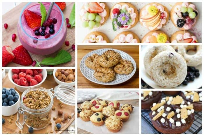 Back-to-School Breakfast Favorites