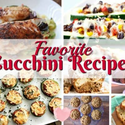 Easy Zucchini Recipes
