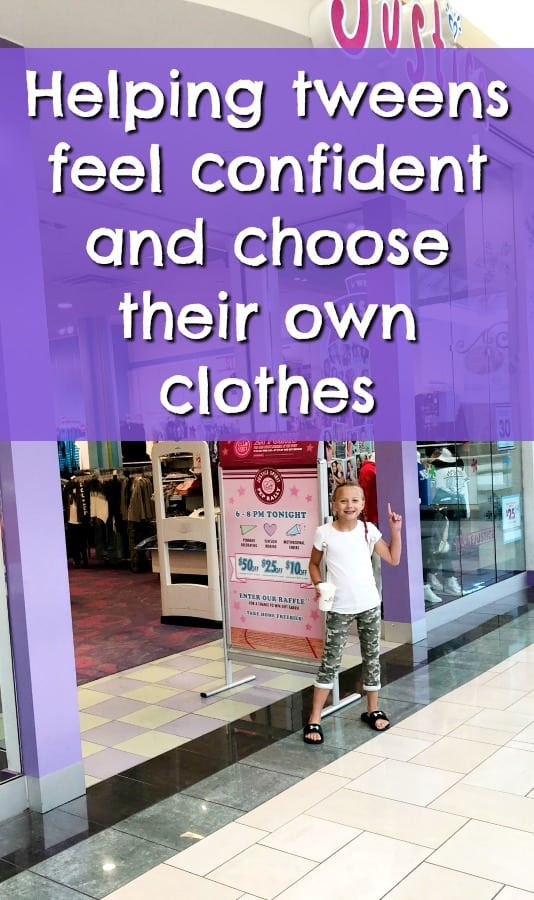 Helping tweens feel confident withJustice Girls Clothing #LiveJustice #WeAreJustice #JusticeRunway