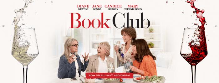 book club movie banner