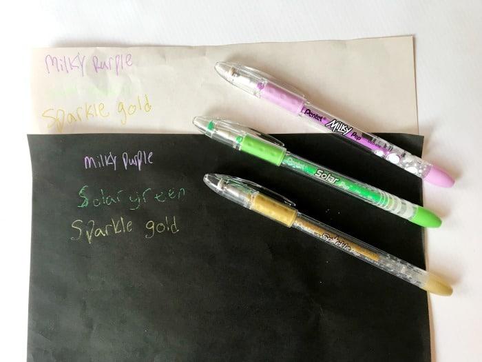 pentel pop pens compare