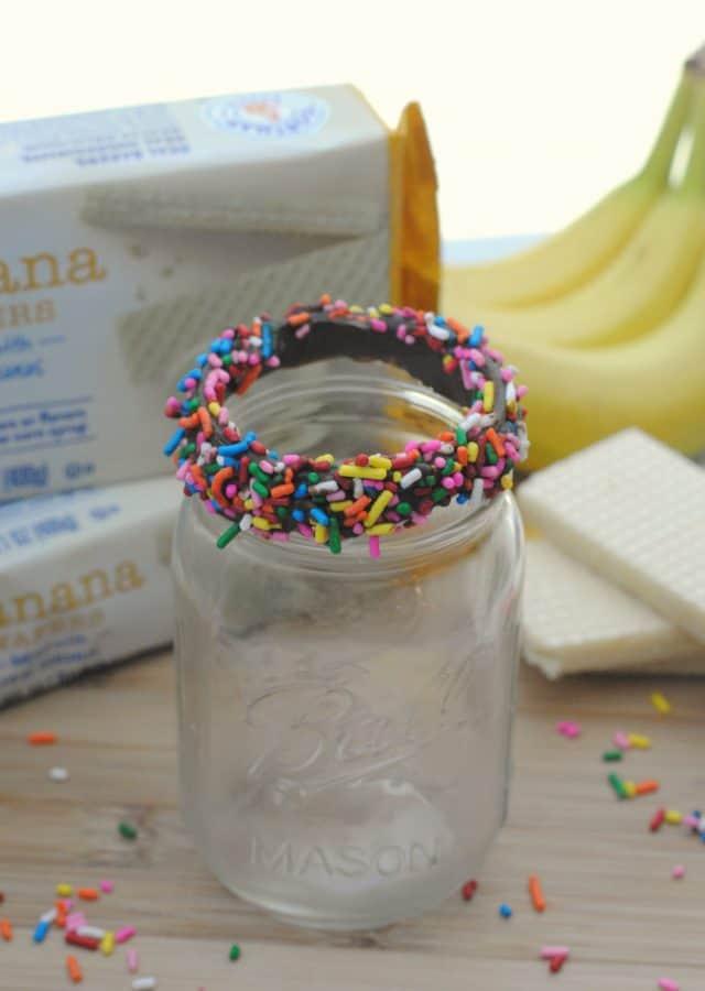 All Natural Banana Split Freakshake 7