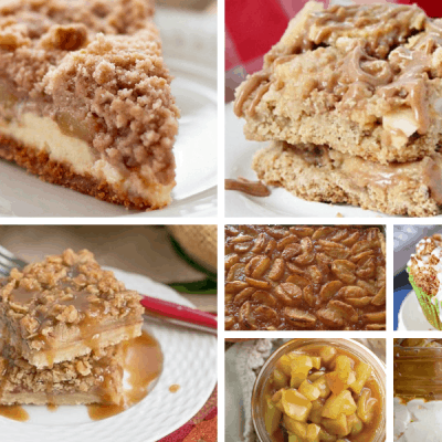 Fall Apple Desserts Recipes