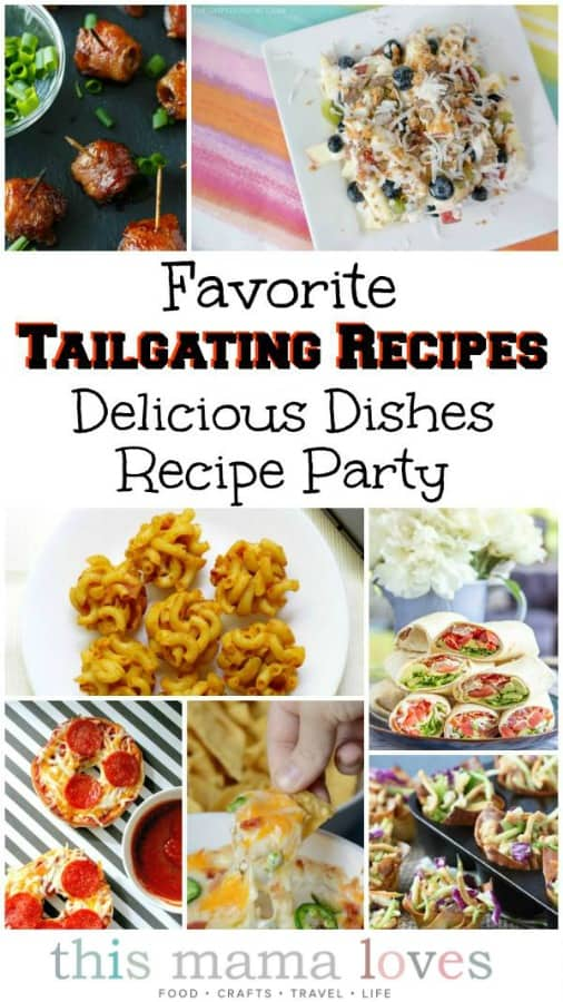 Favorite Tailgating Recipes from This Mama Loves