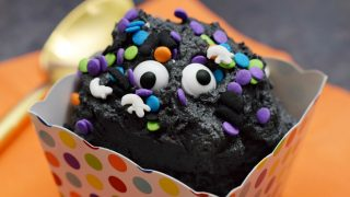 Halloween Edible Cookie Dough