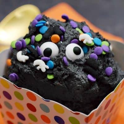 Halloween Edible Cookie Dough