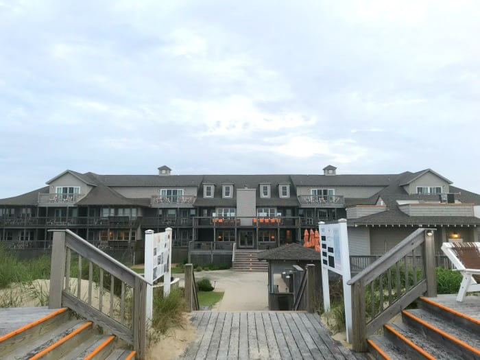 family resort outer banks- sanderling