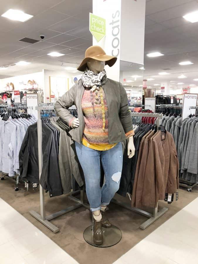 Plus fashion Boscov's